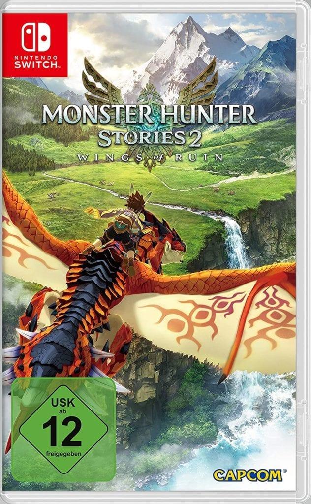 Monster Hunter Stories 2: Wings of Ruin - Gewinnspiel Pack Shot