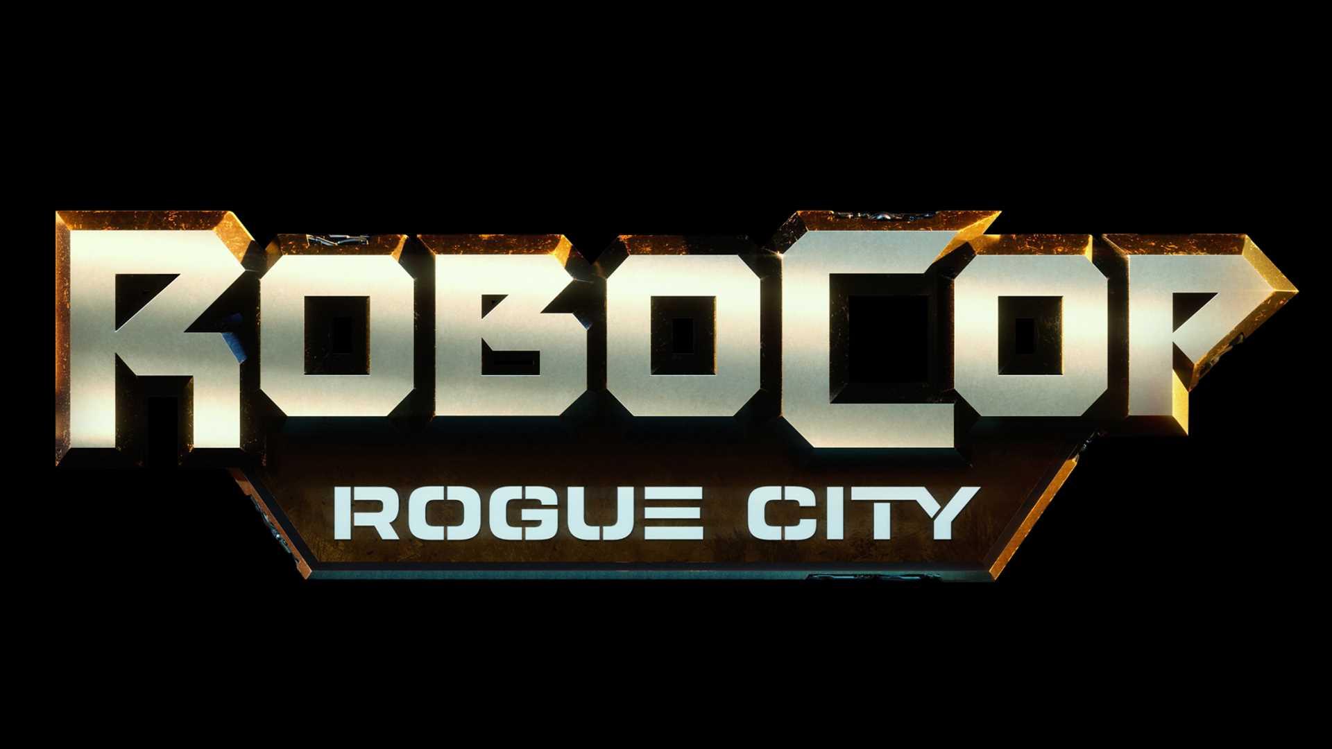 RoboCop: Rogue City - Key Art