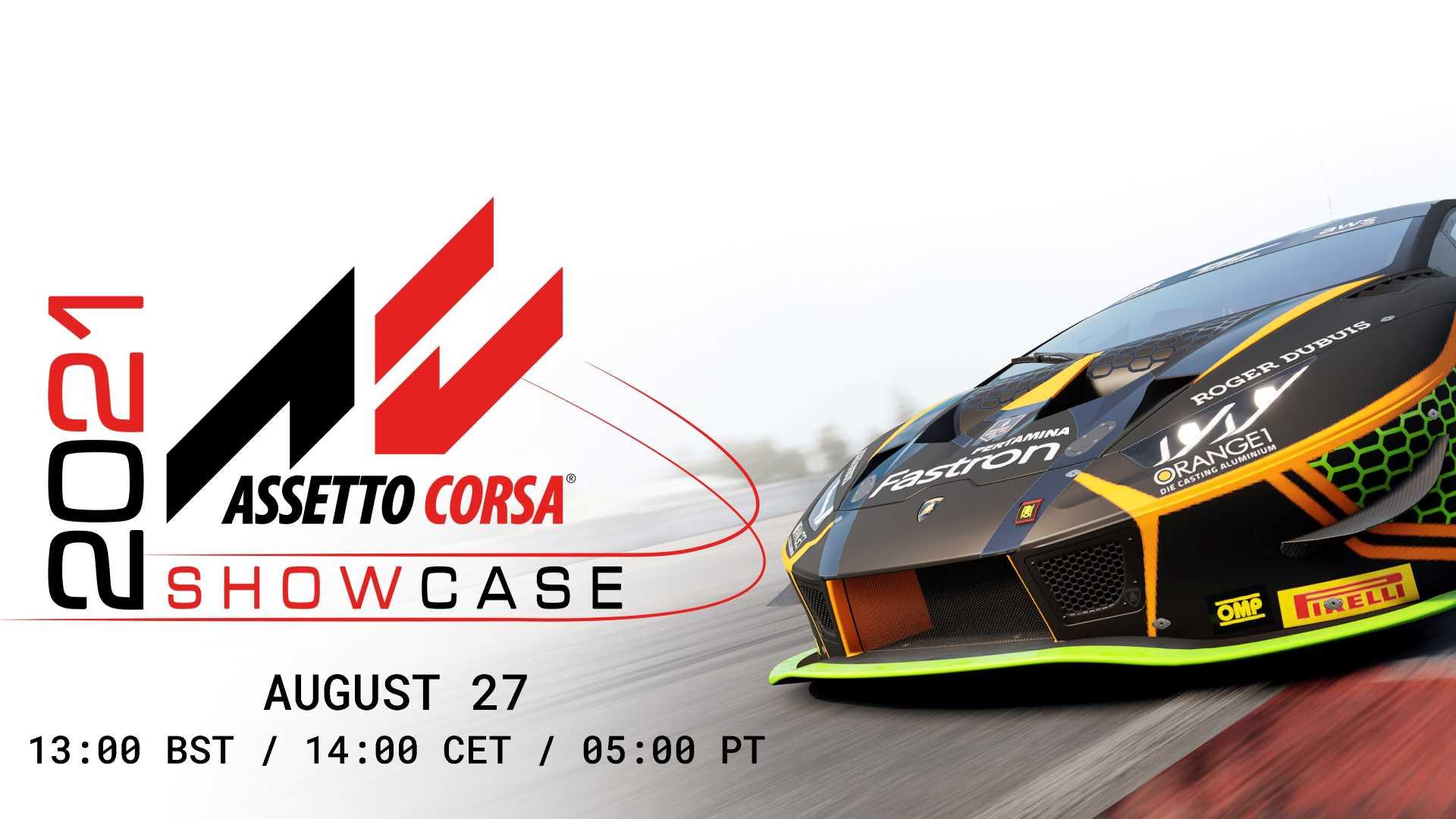 505 Games gamescom 2021 - Assetto Corsa Show Case