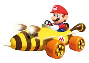 Carrera RC_Mario Kart Bumble V, Mario