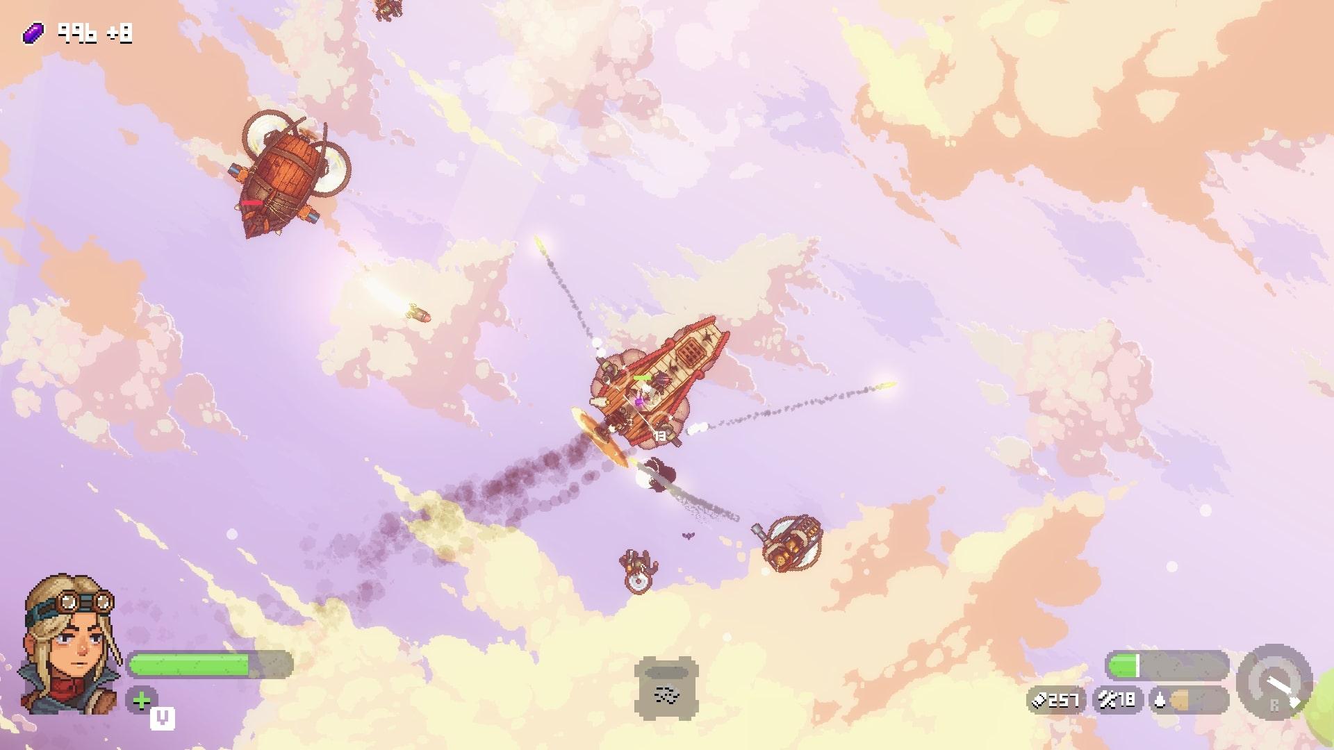 Black-Skylands Combat Air
