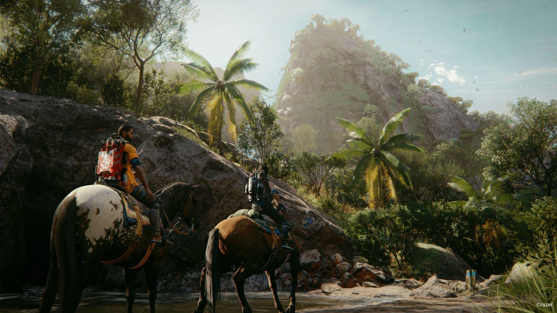 Far Cry 6 Pferde