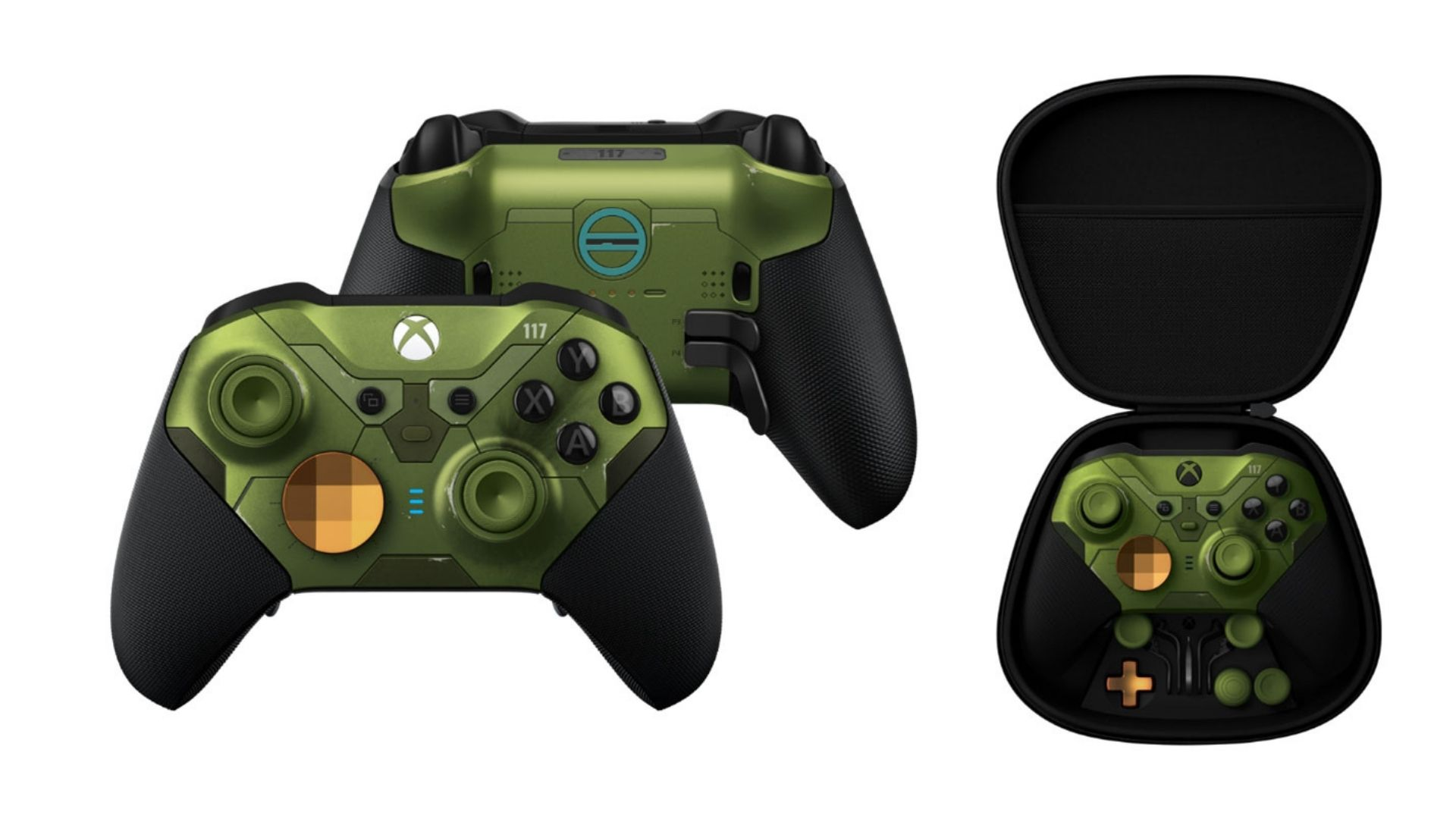 Halo Limited Edition Gamepad