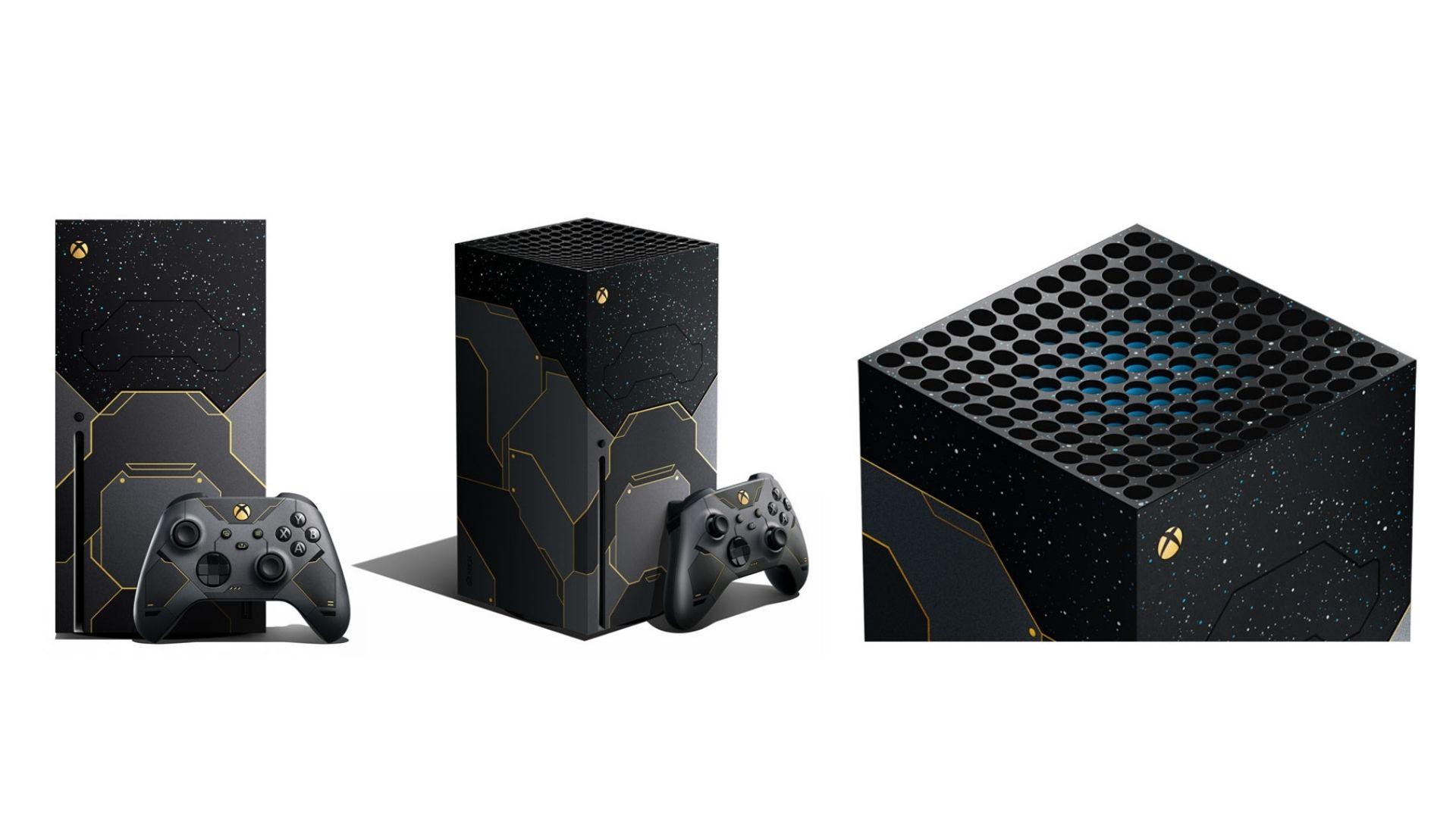Halo Limited Edition Konsole