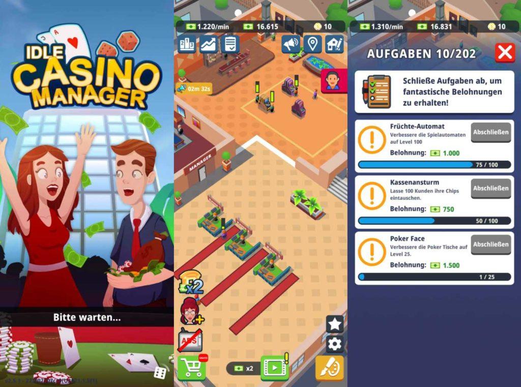 Idle Casino Manager - Screenshot