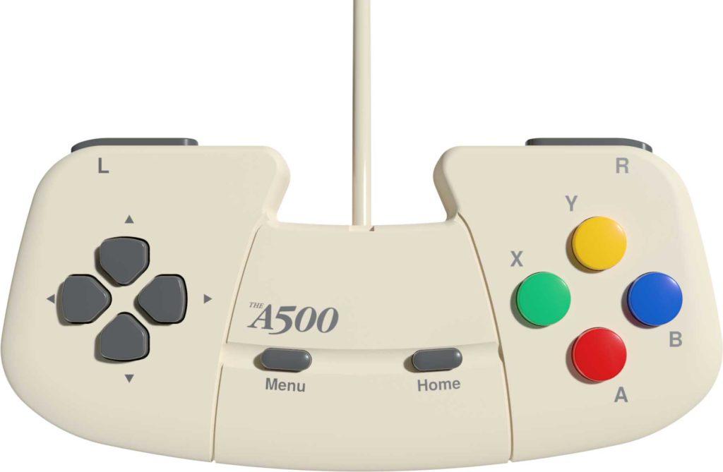 THEA500 Mini - Gamepad