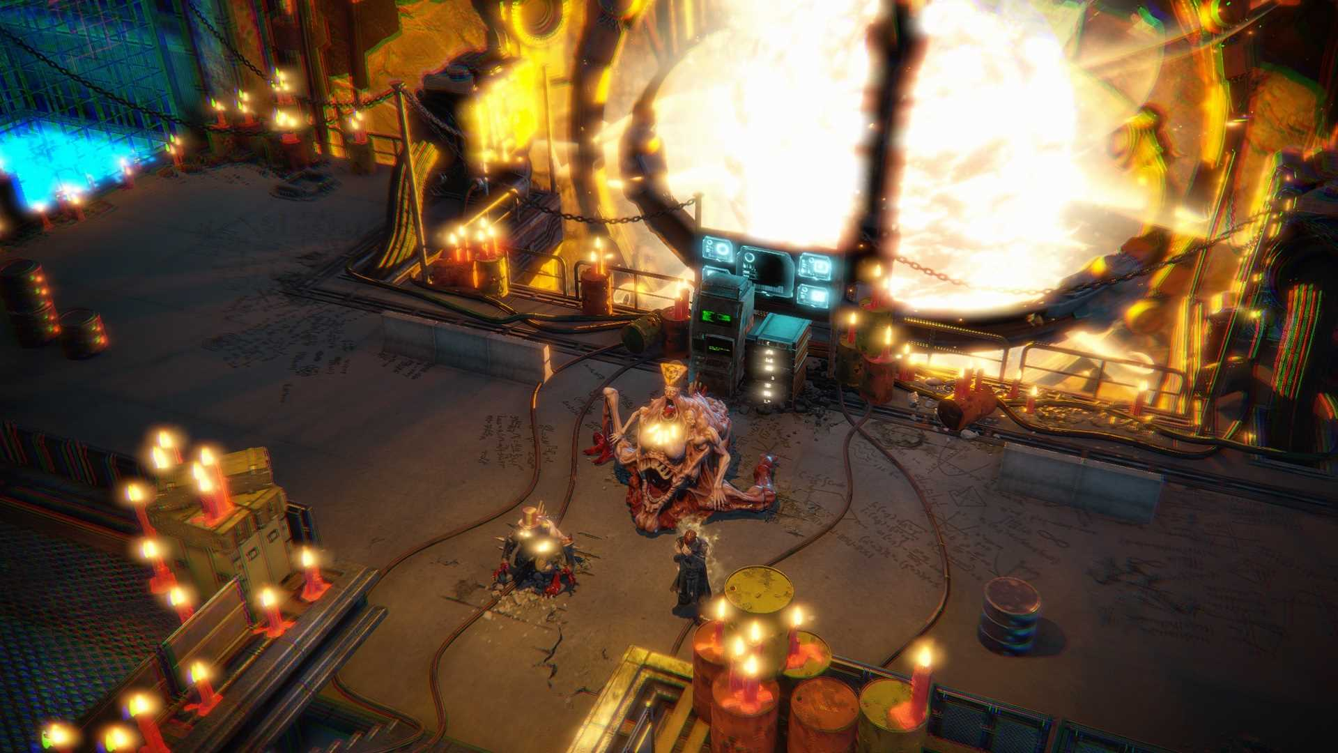 Wasteland 3 Cult of the Holy Detonation - Screenshot