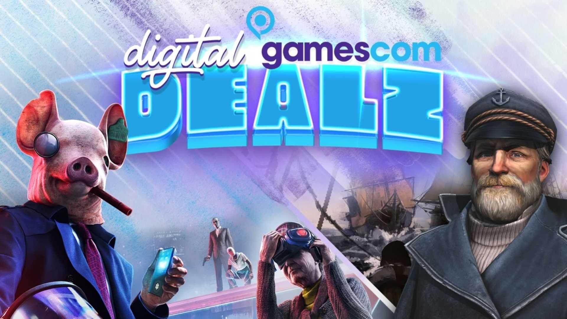 Digital gamescom Dealz Ubisoft Store - Key Art