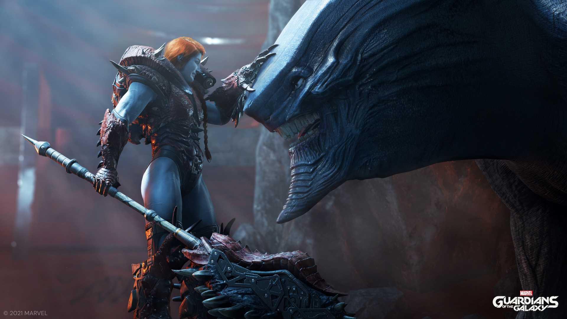 Guardians of the Galaxy Lady Hellbender - Screenshot