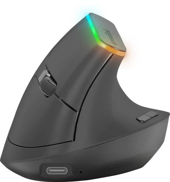 SPEEDLINK FIN Wireless Vertical Mouse - Ansicht vorne