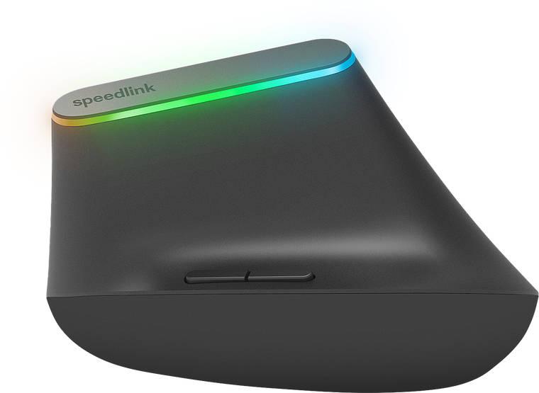 SPEEDLINK FIN Wireless Vertical Mouse - Ansicht Seite