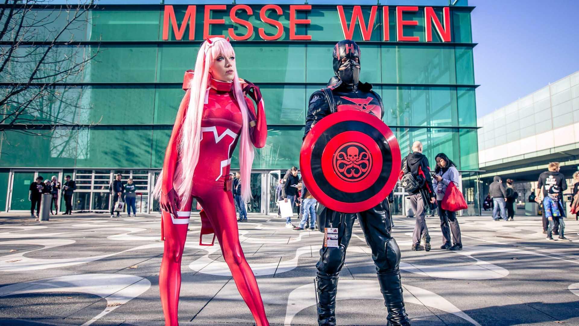 Vienna Comic Con Stars - Messe Wien