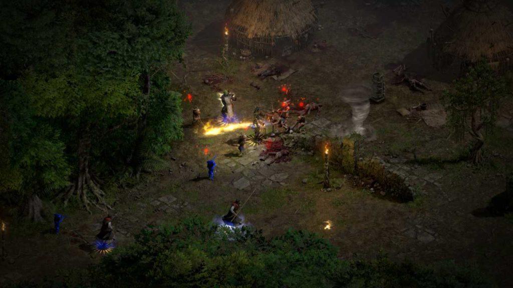Diablo II: Resurrected - Screenshot