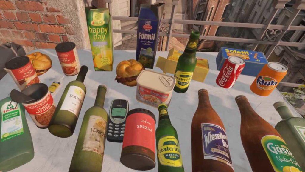 Half Life: Alyx Mod - Austrian Food - Overview