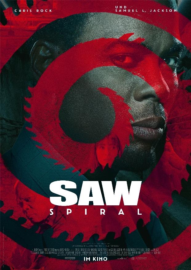 Saw: Spiral - Kinoplakat