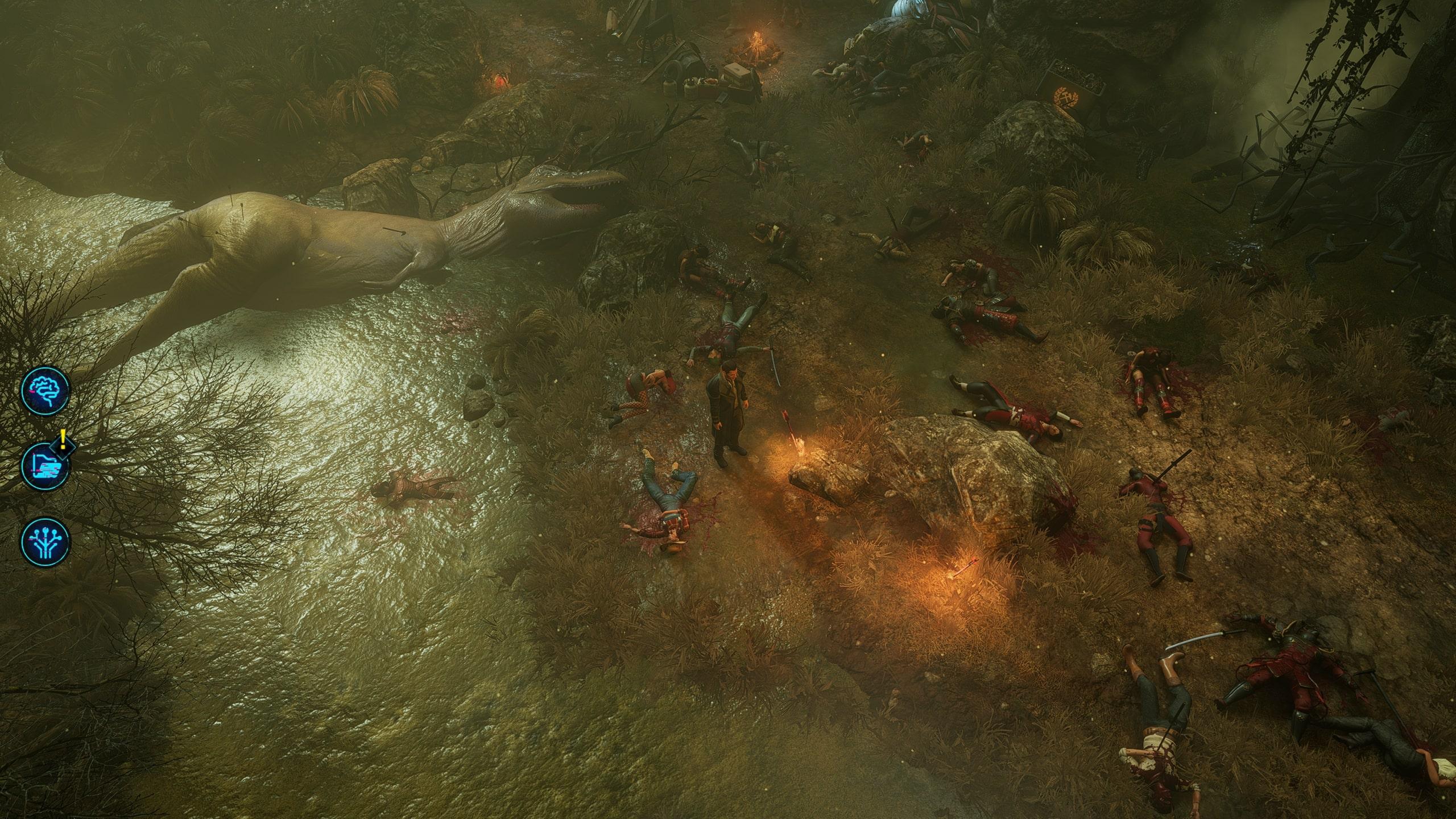 Gamedec Slaughter