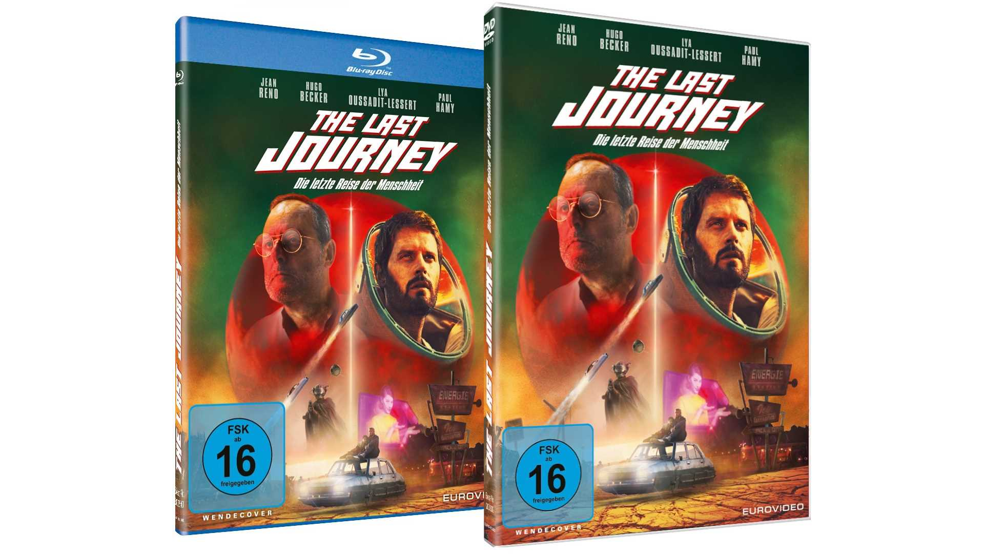 The Last Journey - DVD u. Blu-ray