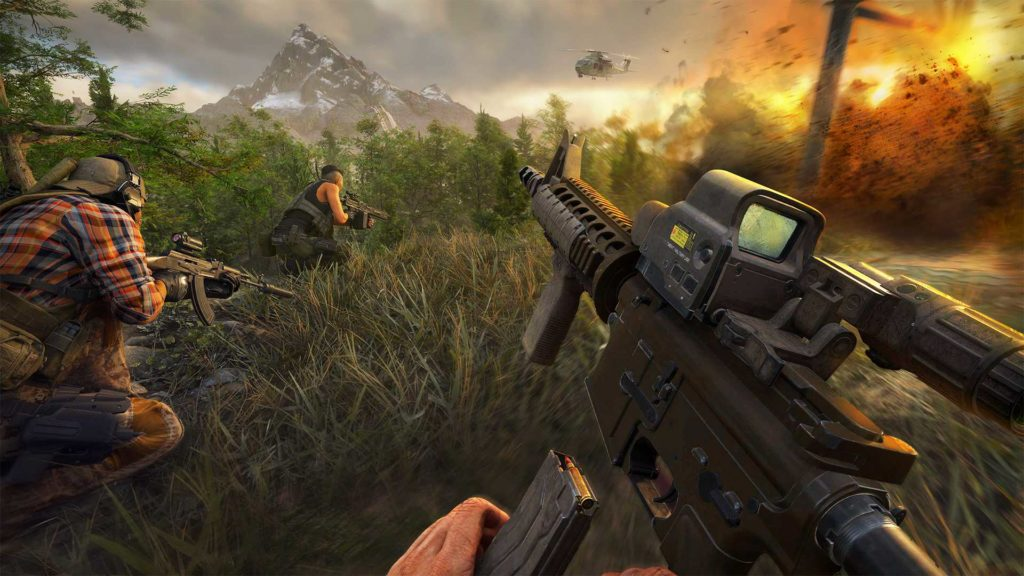 Ghost Recon Frontline - Screenshot
