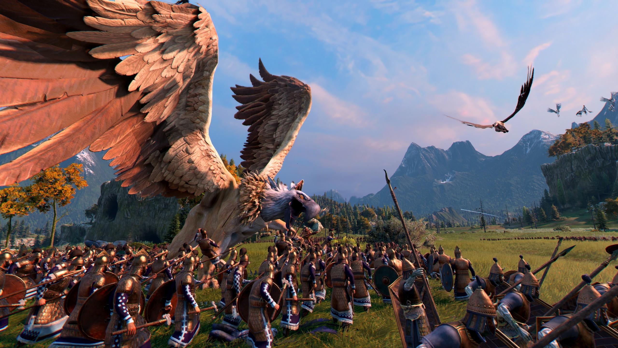 A Total War Saga: Troy Mythos Angriff