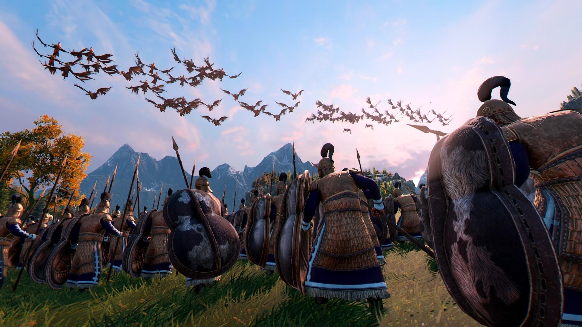 A Total War Saga: Troy Mythos Greifen