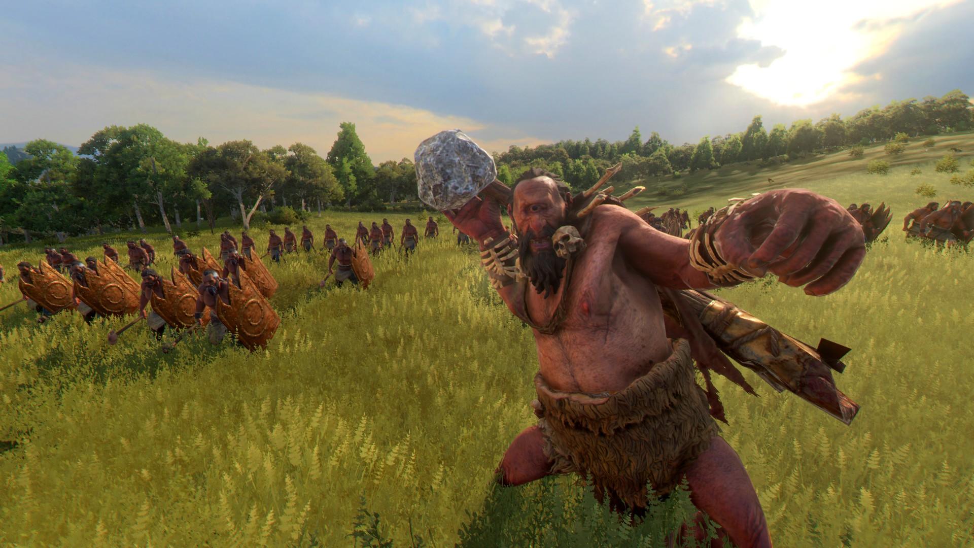 A Total War Saga: Troy Mythos Zyklop 2