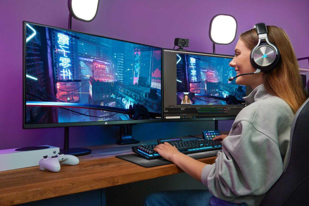 XENEON 32QHD165 Gaming-Monitor von CORSAIR