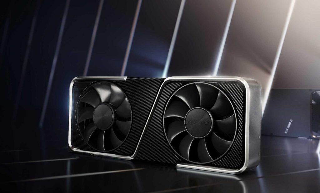 nVidia Geforce RX 3060 Ti Grafikkarte